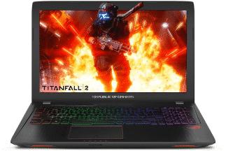 ASUS ROG Strix GL553VD 15.6 laptop