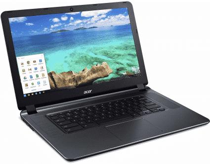 Acer Chromebook CB3-532-C47C 15.6 laptop