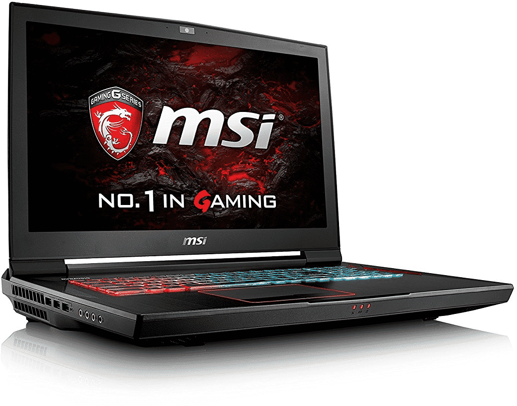 MSI VR Ready GT73VR Titan SLI-058 17.3-inch laptop