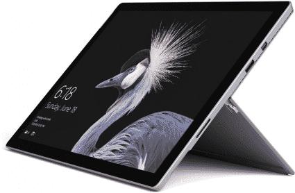 Microsoft Surface Pro FJX-00001 12.3-inch laptop