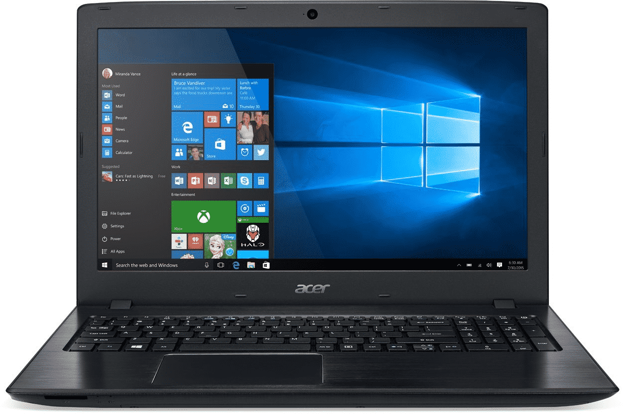 Acer Aspire E E5-575G-75MD 15.6-inch laptop