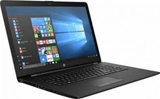 HP 17-ak013dx 17.3-inch laptop