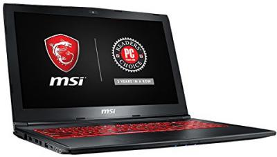 MSI GL62M 7REX-1896US 15.6-inch laptop