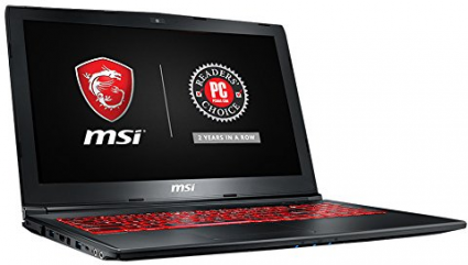 MSI GL62M 7REX-1896US 15.6-inch laptop