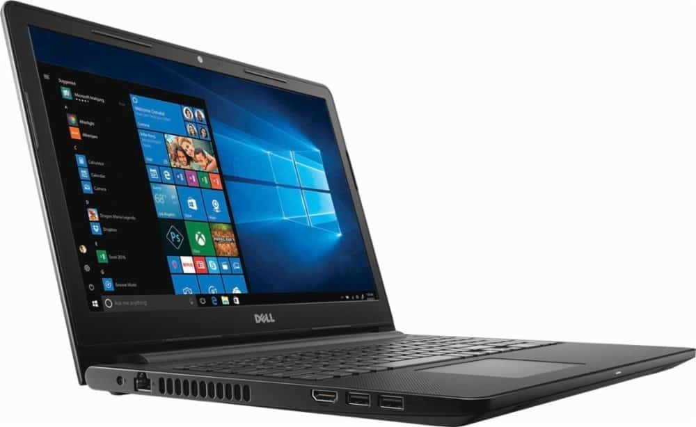 DELL INSPIRON I3567-5664BLK-PUS 15.6-inch laptop