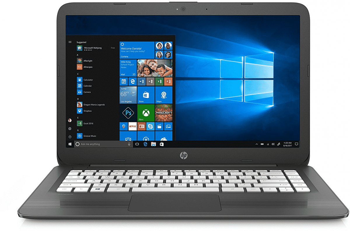 HP Stream 14-ax030nr 14-inch laptop