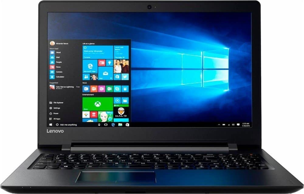 Lenovo 110-15 15.6-inch laptop