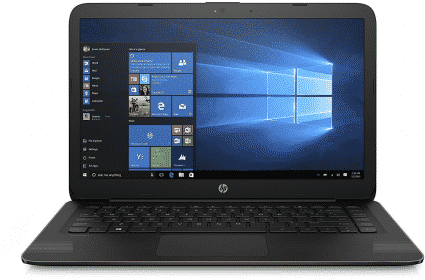 HP 14-AX040WM 14-inch laptop
