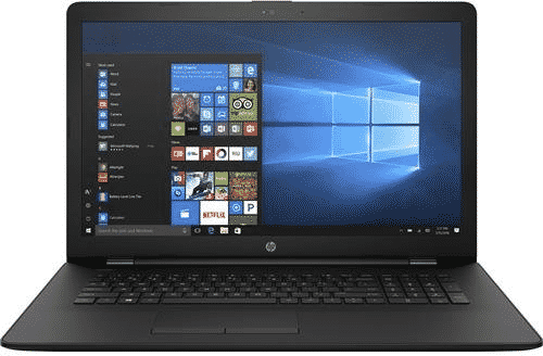 HP pavilion 17 1BQ14UA laptop