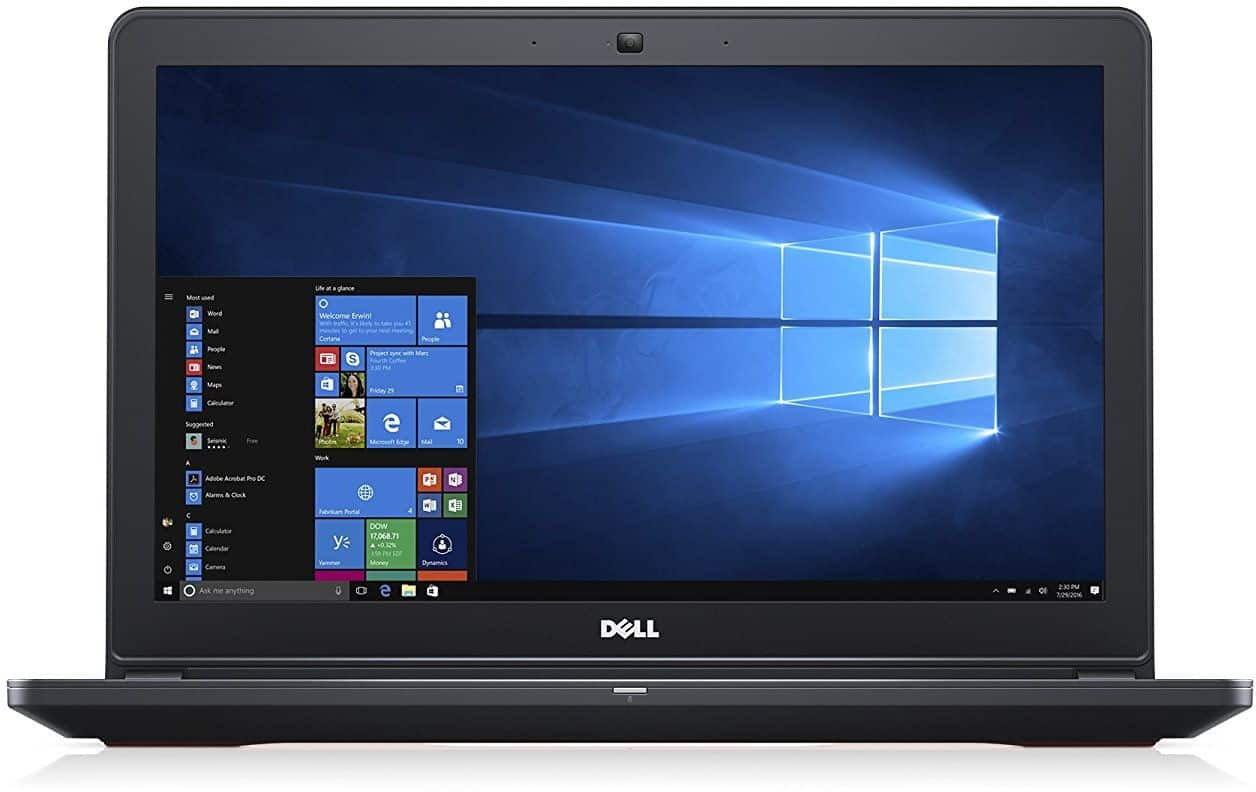 Dell Inspiron i5577-7359BLK-PUS laptop