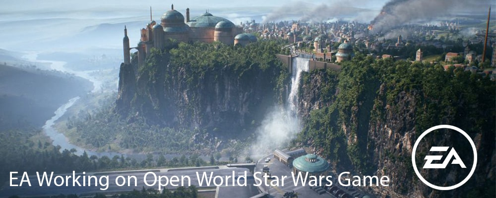 EA Working on Open World Star Wars Game