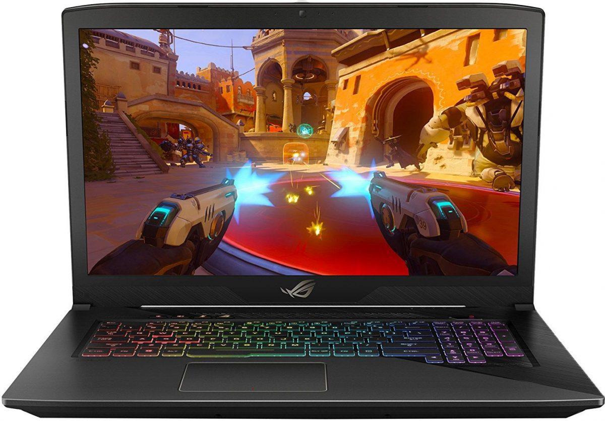 ASUS ROG STRIX GL703VD 17-inch laptop