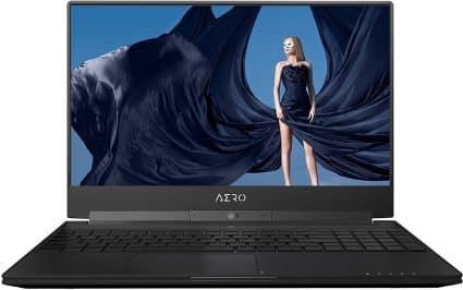 GIGABYTE Aero 15X v8-BK4 15-inch laptop
