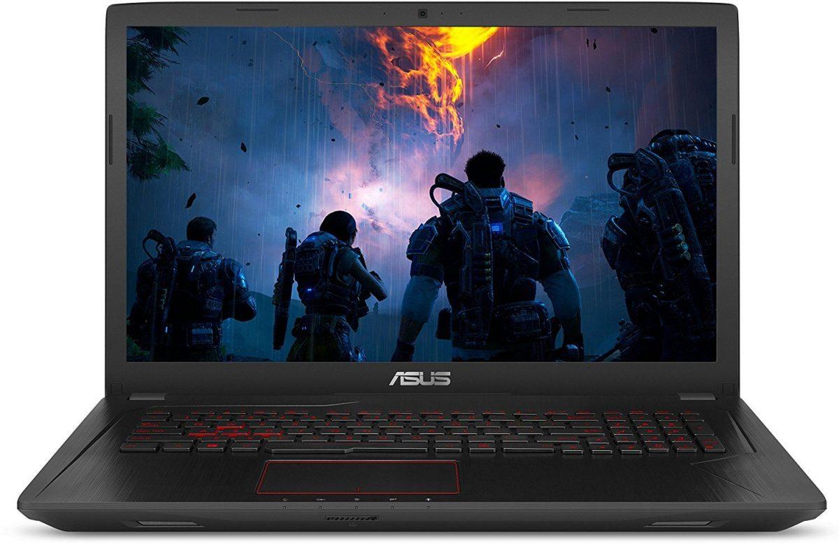 ASUS FX73VE-WH71 17.3-inch laptop