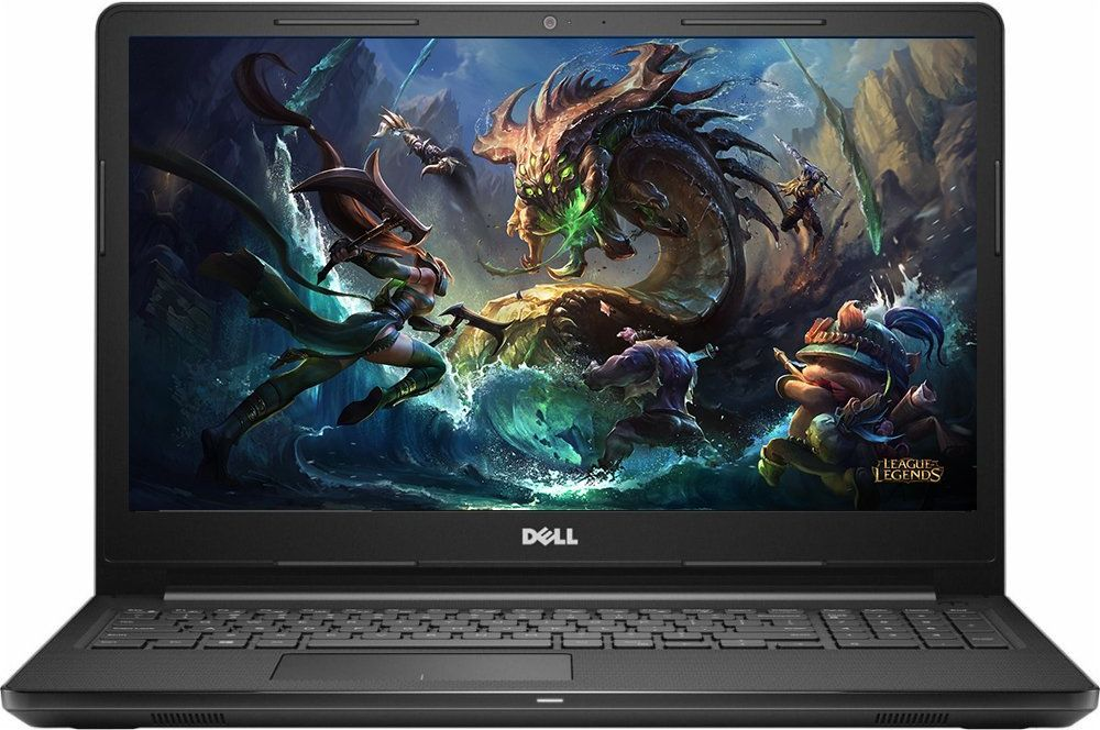 Dell Inspiron i3567-3919BLK 15.6-inch laptop