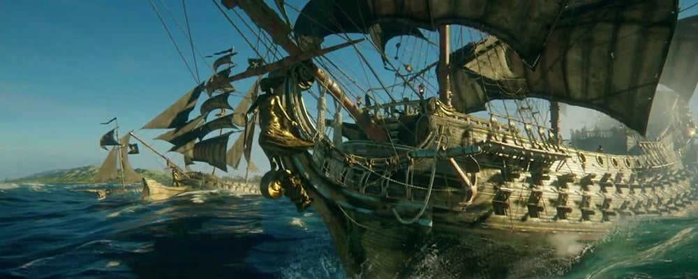 Ubisoft's Skull and Bones Delayed