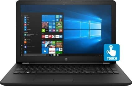 HP Notebook 15-bs091ms laptop