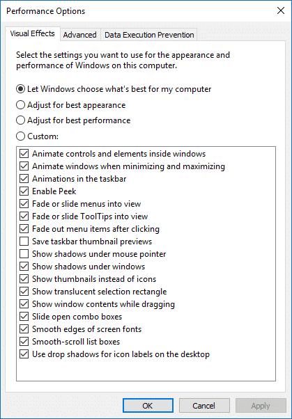 how do i check my computer performance windows 10