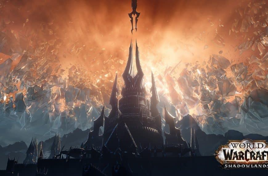 World of Warcraft Shadowlands: Level 50 to 60 Leveling Tips